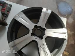 Vendo aros 17 sem os pneus