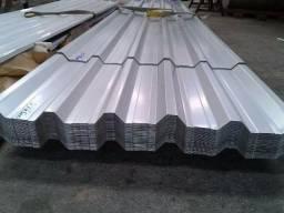 Título do anúncio: telha zinco ouro branco congonhas lafaiete - representante fabrica Oferta onde comprar