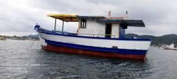 Título do anúncio: Barco de pesca venda ou troca