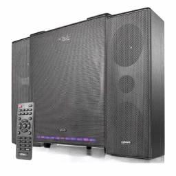 Home theater aparelho de som alta potencia 90w
