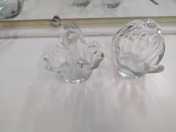 cestinhas de cristal