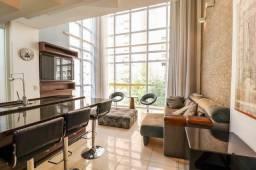 Título do anúncio: Edifício Loft Batel - Apartamento loft todo mobiliado e decorado à venda e locação - Batel