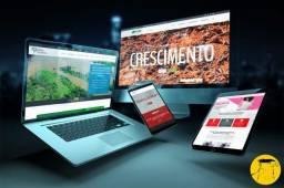 Título do anúncio: Criação De Site Responsivo Com Wordpress + Plugins