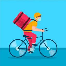 Título do anúncio: Entregador Ciclistas