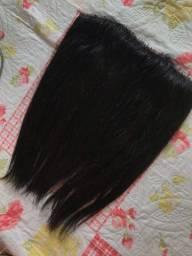 Título do anúncio: Vendo aplique cabelo humano !!