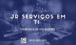 Serviços de tecnologia em segurança eletrônica e ti