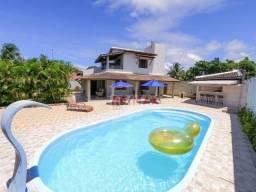Casa mobiliada no loteamento Jardim das Mangabeiras ,3 quartos sendo 1 suíte - 313,6 m² po
