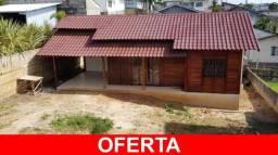 CASA DE CONSTRUÇÃO MISTA - BAIRRO BELA VISTA - RIO NEGRINHO !!!