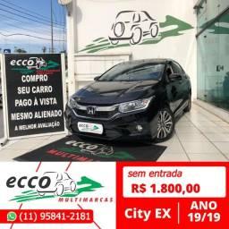 Honda City  EX 1.5 (Flex) (Aut) FLEX AUTOMÁTICO