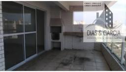 Apartamento Alto Padrão para Aluguel no bairro Guilhermina - Praia Grande, SP