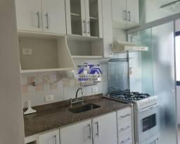 Apartamento 2 quartos e 1 vaga - Alameda Grajau