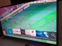 """Smart TV 40"""" Samsung -(Estado de nova)"""