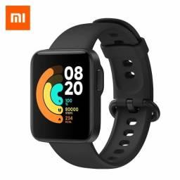 Smartwatch Xiaomi Mi Watch Lite Versão Global com GPS + Película