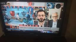 Título do anúncio: TV SAMSUNG 40 FULL HD com defeito na tela