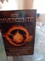Box Divergente - 4 Livros - Lacrado