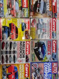 Revistas automotivas antigas
