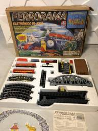 Ferrorama SL5000 Eletrônico Beto Carrero - Excelente estado de conservação