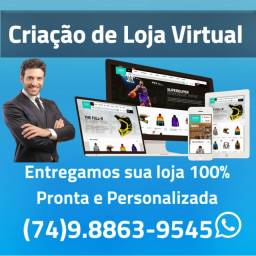 Título do anúncio: Desenvolvimento de Loja Virtual - Valor Promocional