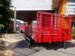 Carroceria madeira 9,30m - 2018