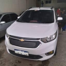 4 - Chevrolet Spin Ltz 1.8  At Gás 2019