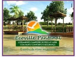 Loteamento/condomínio à venda em Zona rural, Santo antonio do leverger cod:22240