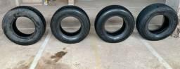 4 pneus 265/70R16