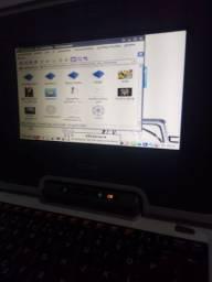 Netbook classmate funcionando sistema linux sem carregador