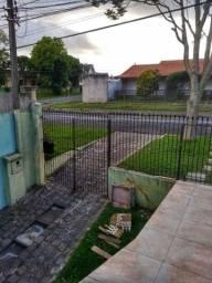 Portão e grade de ferro usado