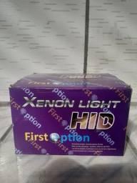 KIT de lâmpadas xenon H3 COMPLETO NOVO