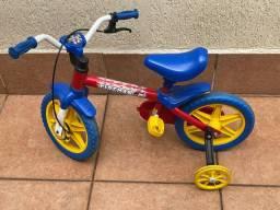 Título do anúncio: Bicicleta Infantil - Fireman