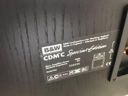 Caixa central B&W Special Edition