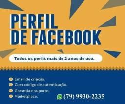 Perfil para Facebook