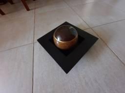 Enfeite decorativo bola + caixa
