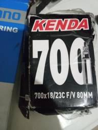 Câmara De Ar 700 X18/23  Presta Fino 80mm