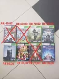 Jogos de Xbox 360 - Deslize pra ver o preço!