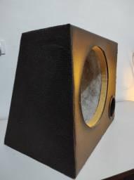 Título do anúncio: Caixa de som dutada para falante de 12p