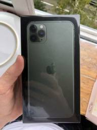 Iphone 11 pro max 64 Gb Lacrado na Caixa