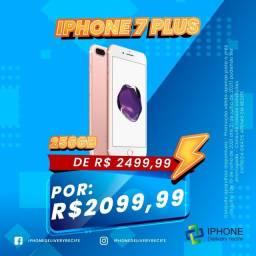 IPhone 7 Plus 256gb Rose (Entrega Grátis)