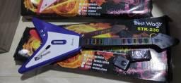Título do anúncio: Guitarra PS2 sem fio