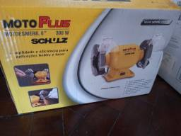 "Esmeril 300 W - Schulz Moto Plus 6"""