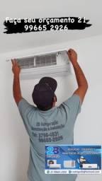Título do anúncio: Instalação de ar condicionado em geral