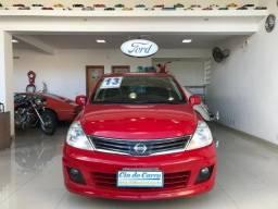 Título do anúncio: Nissan Tiida SL 1.8 Aut. Teto Solar