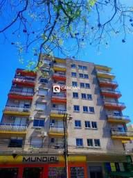 Apartamento Semimobiliado para locação, no centro da cidade.