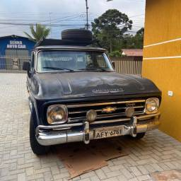 Chevrolet veraneio 1974 turbo diesel