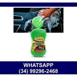 Título do anúncio: Esponja Bucha para Lavar Carro - Super Macia