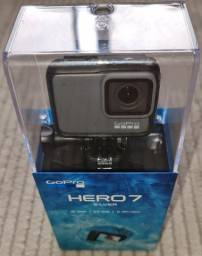 GoPro Hero 7 Silver- Nova na Caixa
