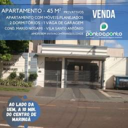 Título do anúncio: VENDA | Apartamento, com 2 quartos em Vila Esperança, MARINGA