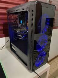 Cpu gamer i5 7400 gtx 1050ti 4gb