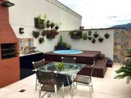 Título do anúncio: Luxuosa Cobertura Duplex 4 quartos, piscina e churrasqueira - Icaraí