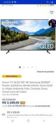 "Vendo Smart TV 50"" Samsung 4K"
